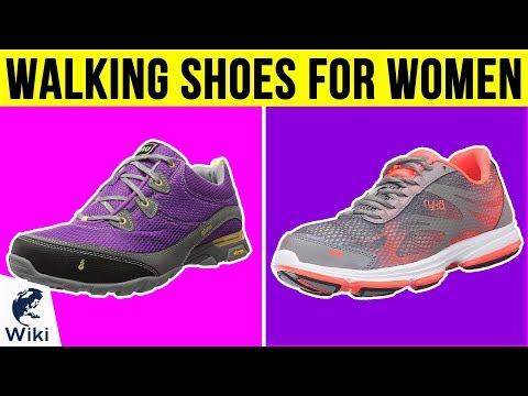 10 Best Walking Shoes For Women 2019
