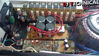 DJ power amplifire 1200 watt.