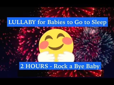 Lullaby Song L Rock A Bye Baby Baby Songs Rockabye Baby L