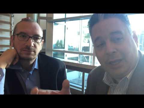 Conversaciones de CRM - Boston - Septiembre 2014 con Esteban Kolsky & Jesus Hoyos
