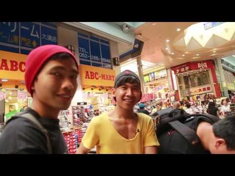 Visit Japan - Nagoya Part 1
