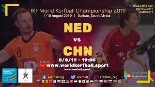 IKF WKC 2019 NED-CHN