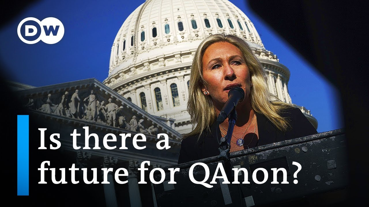Download QAnon after Trump: Where did it come from, where will it go now?   DW Analysis