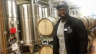 50 Cent Opens Up New Factory