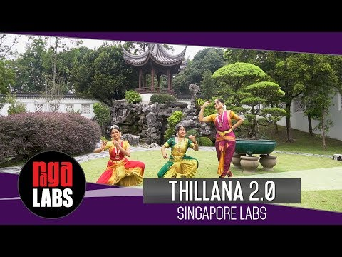 Thillana 2.0: A Bharatanatyam Presentation by Singapore Labs