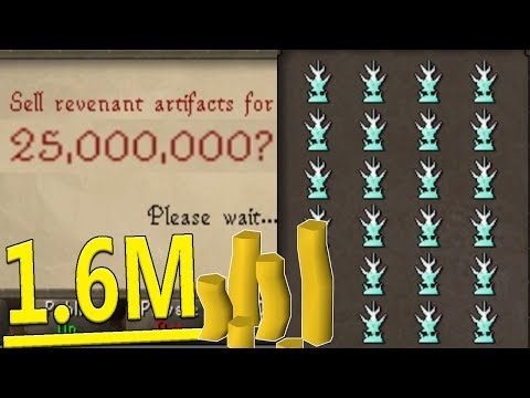 I MADE 1.6M IN 3 MINUTES USING THIS METHOD!! [Old School Runescape]