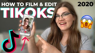 How to Edit a TikTok (UPDATED FOR 2020)
