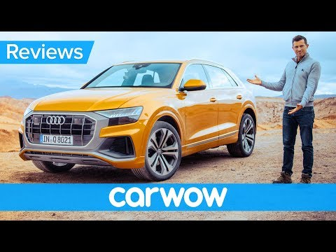 New Audi Q8 2019 REVIEW see why its better than a BMW X6