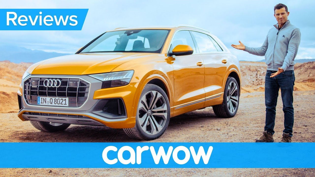 New Audi Q8 2019 Review See Why Its Better Than A Bmw X6 Youtube
