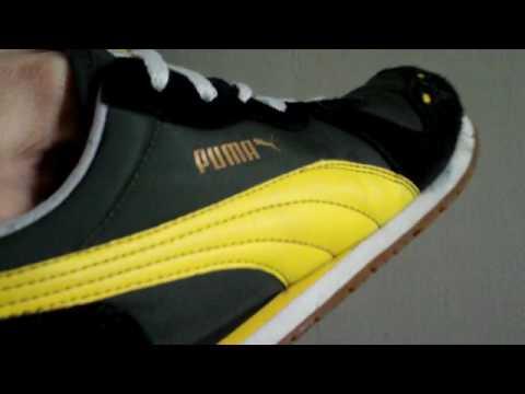 running shoes puma vs nike