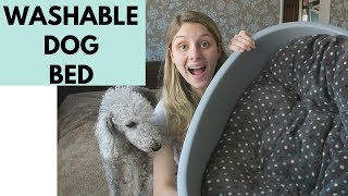 WASHABLE DOG BED - MY FAVOURITE DOG BED