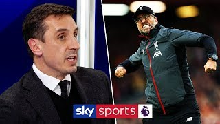 """The title is Liverpool's to lose!"" 