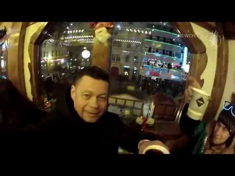 Телеканал Новий Чернігів: Мега дискотека у Вроцлаві  Репортаж з коліс