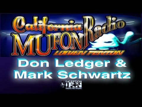 Don Ledger & Mark Schwartz  - Ocean Floor UFOs - California Mufon Radio