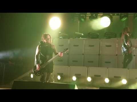 "Korn plays ""Ya'll Want A Single"" @ Klipsch Music Center Indianapolis"