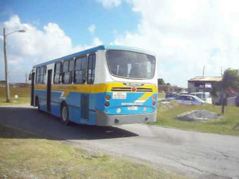 Barbados transport board bus @GAIA