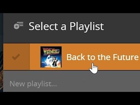 Plex Bits: Creating and Using Playlists