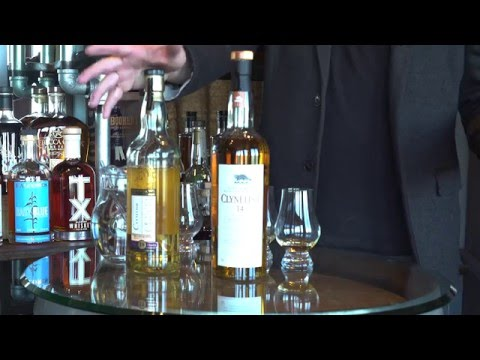 Duncan Taylor Clynelish at Whisky Marketing School