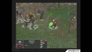 Lords of EverQuest PC Games Gameplay_2003_05_15_5