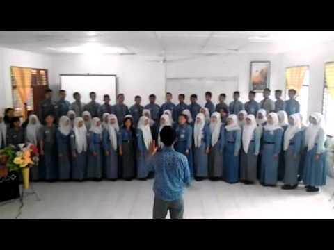 Paduan Suara SMAN1 Tanjung Balai - Mars Smansa