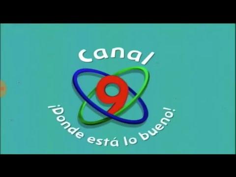 Tanda Comercial Canal 9 Nicaragua - Marzo 2019