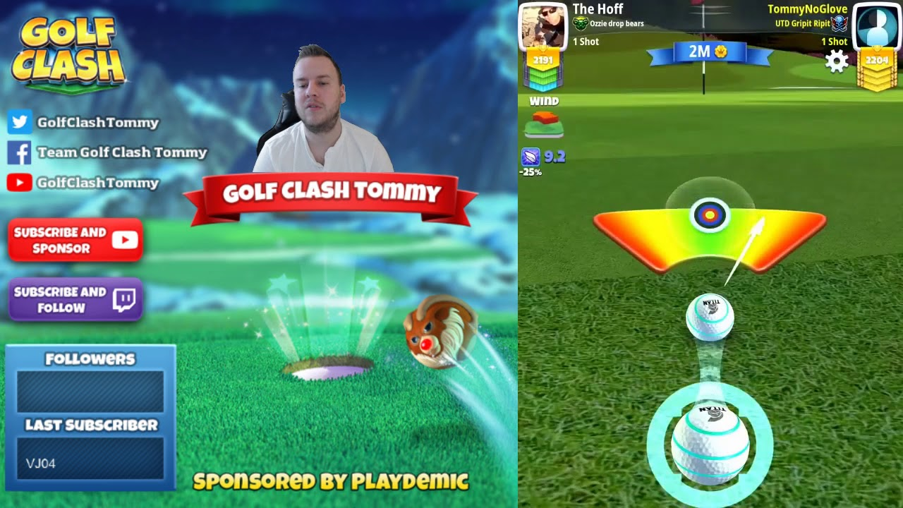 Golf Clash Tips Hole 2 Par 4 Greenoch Point Winter Slopes Tournament Pro Expert Guide Youtube