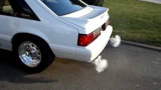 Fast Mustang.... 800 Horsepower.