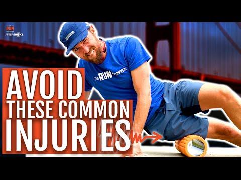 Common Runner Injuries to Avoid