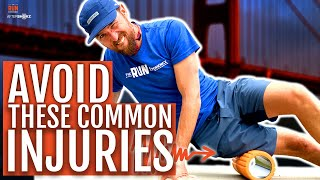 Common Runner Injuries to Avoid