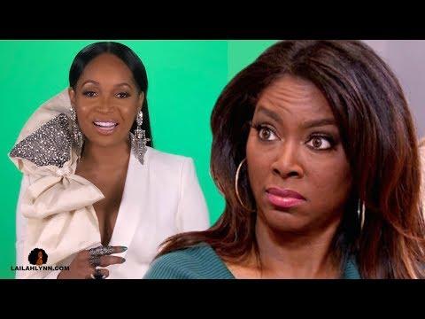 Marlo Hampton Coming For Kenya's Peach!! | Real Housewives of Atlanta Season 10