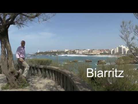 France : VIDEO Biarritz