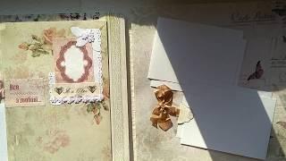Свадебный фотоальбом в процессе! Страницы. Обзор.