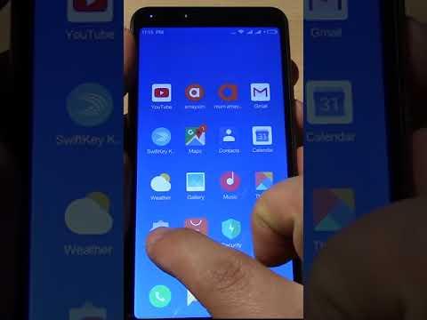 Google Contacts Not Syncing Fix - Xiaomi Redmi 6 MIUI - Part 1 - Reset Phone