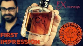 Stronger with You by Emporio Armani (2017) | First Impression