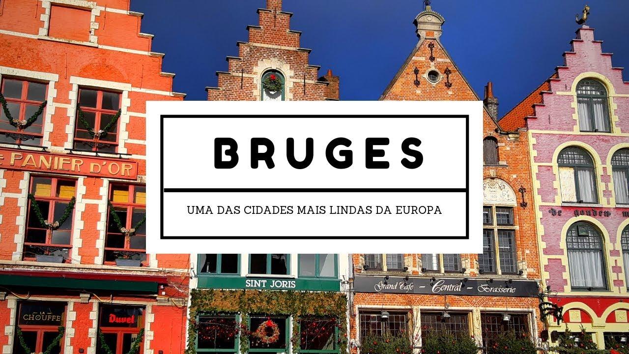 Bruges: O que fazer em uma das cidades medievais mais
