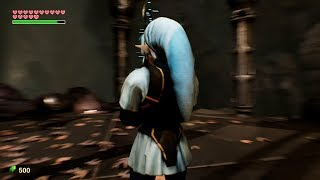 Unreal Engine 4 - Fierce Deity Link Demo