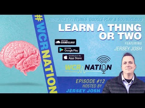 Episode 12 - Learn a Thing or Two | The Window Cleaning Podcast