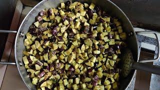 సింపుల్ గా వంకాయ ఫ్రై ఎలా చేసుకోవాలో చూడండి|How to make simple tasty BRINJAL FRY