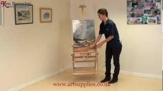 Loxley Essex Studio Easel El698