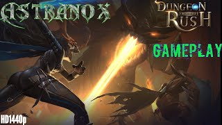 Dungeon Rush: Rebirth Gameplay Review #31 - Dungeon Rush Guide Strategy Tips Tricks Android Game iOS
