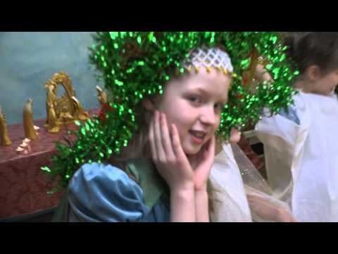 Christmas Yolka 2016     Holy Epiphany Russian Orthodox Church      Boston