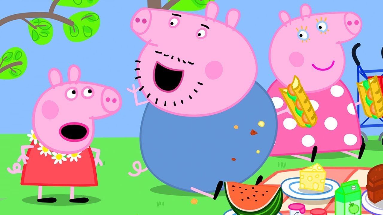 Peppa Pig Official Channel | Buttercups, Daisies and Dandelions