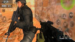 Counter Terrorist Attack Critical Mission - Android GamePlay - Shooting Games Android
