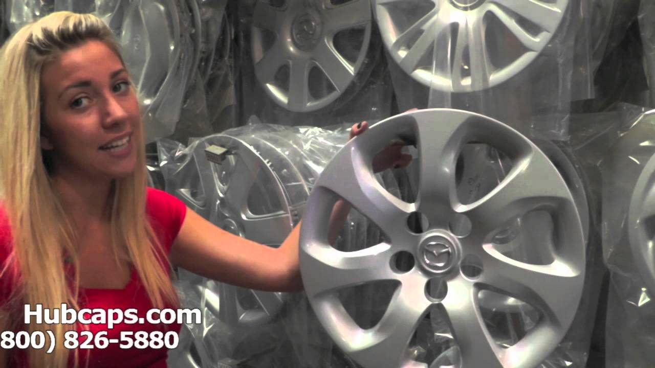 Automotive videos mazda 3 hub caps center caps wheel covers youtube