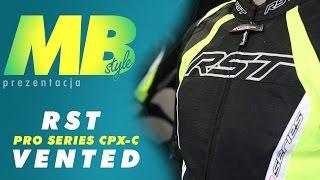Sportowa tekstylna kurtka na motocykl? Prezentacja RST Pro Series CPX-C Vented