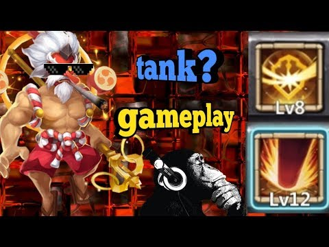 Storm Eater   Survival   Tanky Gameplay   Castle Clash
