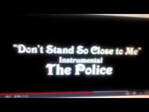 "041.mp4 POLICE ""Don`t Stand So Close to Me"" interpretiert  von Ingrid Steinbach"