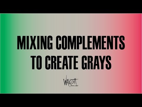 Mixing Grays From Complements
