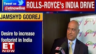 Godrej Aerospace Expands Tie-Up With Rolls-Royce