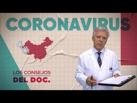 ¿QUÉ ES EL CORONAVIRUS? Por El Dr. Daniel López Rosetti #LosConsejosDelDoc